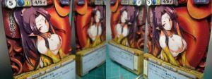 モンスターコレクションTCG「黄姫蛇マソ」